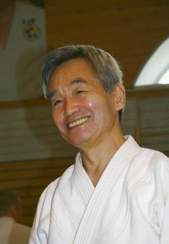 Kitaura sensei photo