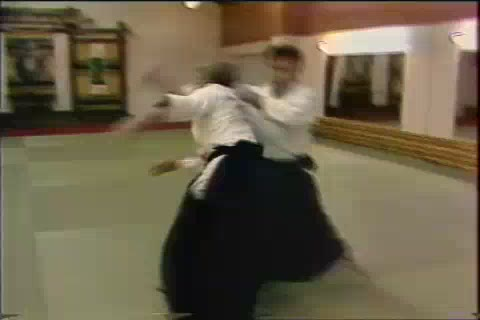 Aikido presentation by Jacques Bonemaison